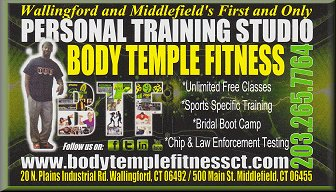 Body Temple Fitness, Middlefield