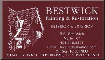Bestwick Painting & Restoration