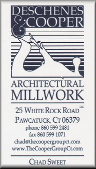 Deschenes and Cooper Architectural Millwork