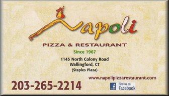 Napoli Pizza And Restaurant, Wallingford