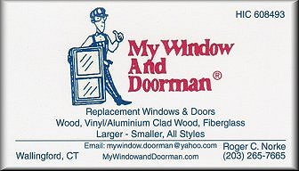My Window And Doorman